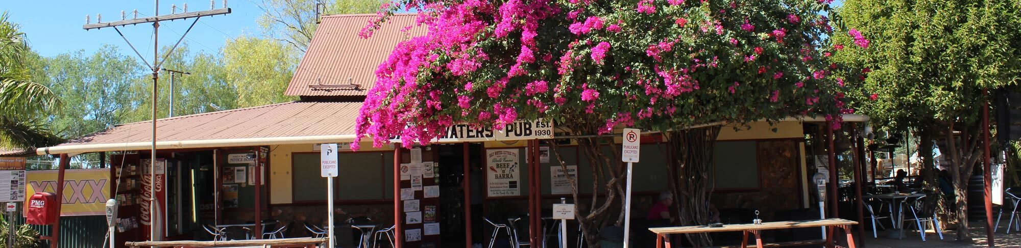 The Daly Water Pub